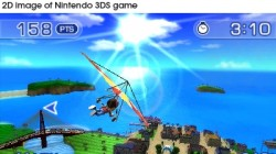 Screenshot for Pilotwings Resort - click to enlarge