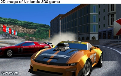 Screenshot for Ridge Racer 3D on Nintendo 3DS
