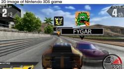 Screenshot for Ridge Racer 3D - click to enlarge