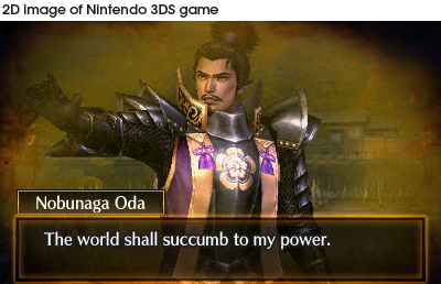 Screenshot for Samurai Warriors Chronicles on Nintendo 3DS- on Nintendo Wii U, 3DS games review