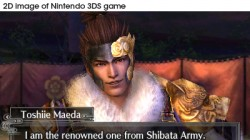 Screenshot for Samurai Warriors Chronicles - click to enlarge