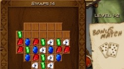 Screenshot for Jewel Quest Solitaire Trio - click to enlarge