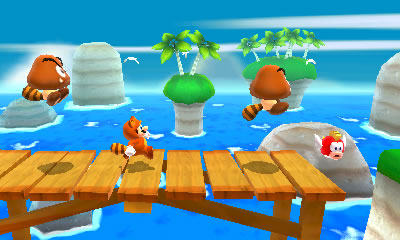 Screenshot for Super Mario 3D Land on Nintendo 3DS
