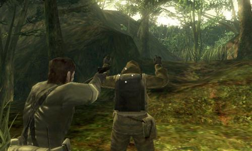 Screenshot for Metal Gear Solid: Snake Eater 3D on Nintendo 3DS- on Nintendo Wii U, 3DS games review