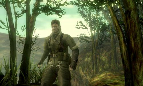 Screenshot for Metal Gear Solid: Snake Eater 3D on Nintendo 3DS - on Nintendo Wii U, 3DS games review