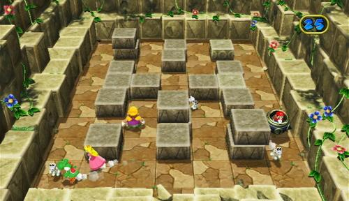 Screenshot for Mario Party 9 on Wii