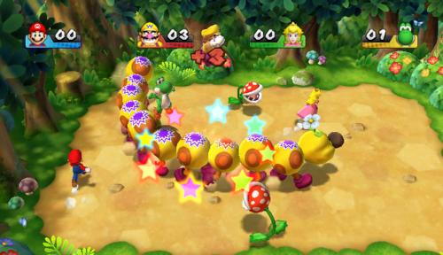 Screenshot for Mario Party 9 on Wii- on Nintendo Wii U, 3DS games review