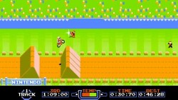 Screenshot for 3D Classics: Excitebike - click to enlarge