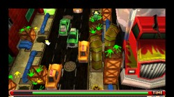 Screenshot for Frogger 3D - click to enlarge