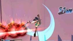 Screenshot for Senran Kagura: Shoujotachi no Shinei - click to enlarge