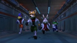 Screenshot for Star Fox 64 3D - click to enlarge