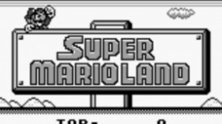 Screenshot for Super Mario Land - click to enlarge