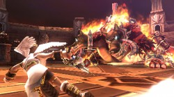 Screenshot for Kid Icarus: Uprising - click to enlarge