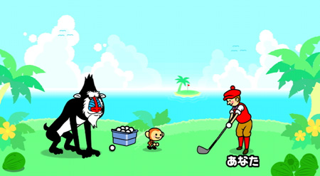 Screenshot for Rhythm Paradise (Rhythm Heaven) (Hands-On) on Wii