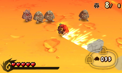 Screenshot for Dillon's Rolling Western on 3DS eShop- on Nintendo Wii U, 3DS games review