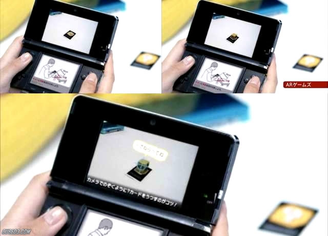 Screenshot for AR Games: Shooting on Nintendo 3DS