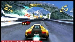 Screenshot for Asphalt 3D - click to enlarge