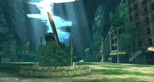 Screenshot for Earth Seeker on Wii