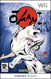 Box art for Okami