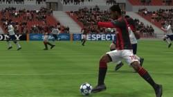 Screenshot for Pro Evolution Soccer 2011 3D - click to enlarge