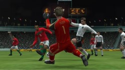 Screenshot for Pro Evolution Soccer 2011 3D - click to enlarge