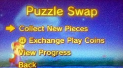 Screenshot for Mii Plaza: Puzzle Swap - click to enlarge