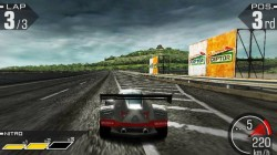 Screenshot for Ridge Racer 3D - click to enlarge
