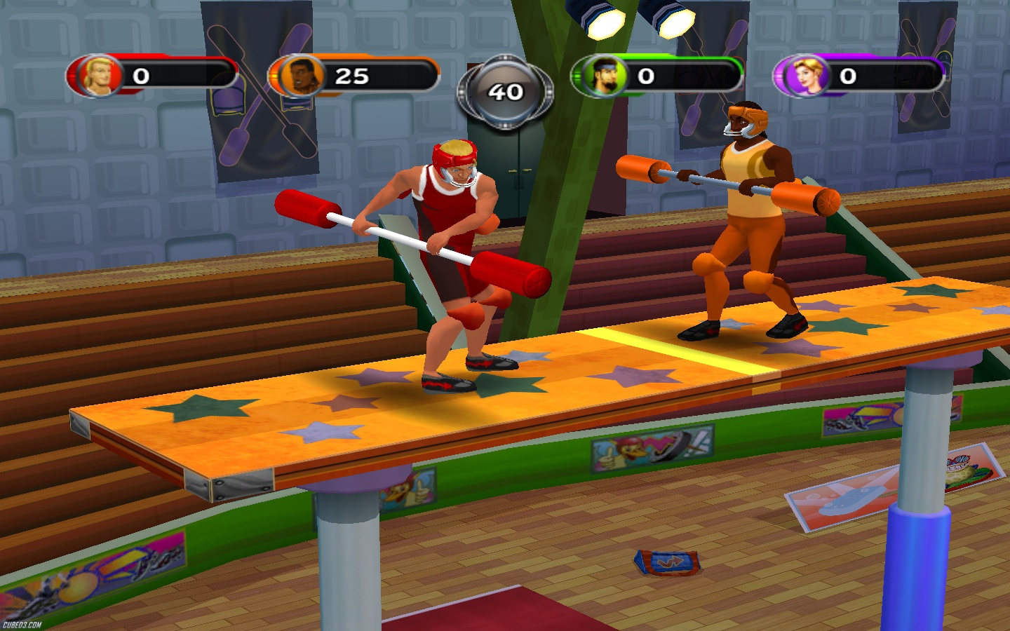 Screenshot for 101-in-1 Sports Party Megamix on Wii