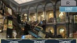 Screenshot for Escape the Museum - click to enlarge