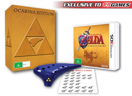 Image for Aussies Get Real Ocarina of Time