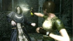 Screenshot for Resident Evil: The Mercenaries 3D - click to enlarge