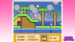 Screenshot for 3D Classics: Kirby