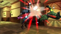 Screenshot for Captain America: Super Soldier (3DS) - click to enlarge