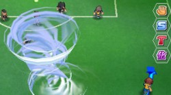 Screenshot for Inazuma Eleven Go Dark / Shine - click to enlarge