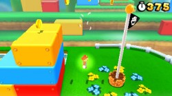 Screenshot for Super Mario 3D Land - click to enlarge