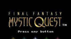 Screenshot for Final Fantasy Mystic Quest - click to enlarge