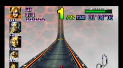 Screenshot for F-Zero X - click to enlarge