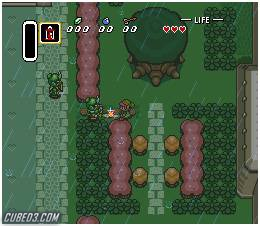 Screenshot for The Legend of Zelda: A Link To The Past on Super Nintendo - on Nintendo Wii U, 3DS games review