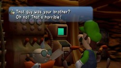 Screenshot for Luigi's Mansion - click to enlarge
