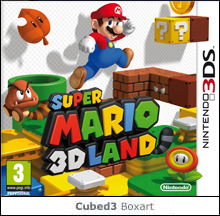 Box art for Super Mario 3D Land