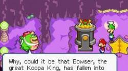 Screenshot for Mario & Luigi: Superstar Saga - click to enlarge