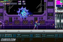 Screenshot for Metroid Fusion on Game Boy Advance - on Nintendo Wii U, 3DS games review