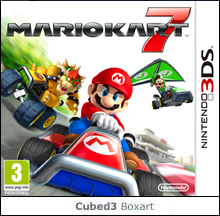 Box art for Mario Kart 7