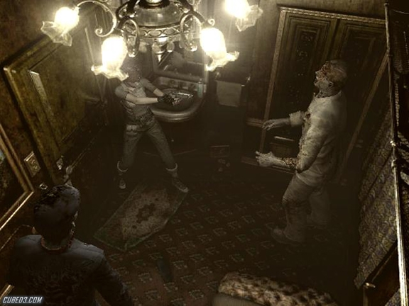 Resident Evil 0 GameCube Screens and Art Gallery - Cubed3