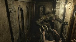 Screenshot for Resident Evil 0 - click to enlarge