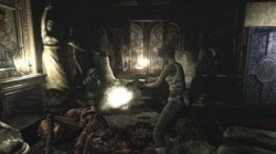 Screenshot for Resident Evil Archives: Resident Evil Zero - click to enlarge