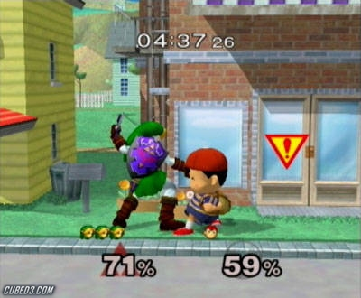 Screenshot for Super Smash Bros. Melee on GameCube- on Nintendo Wii U, 3DS games review