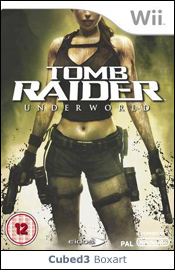 Box art for Tomb Raider: Underworld