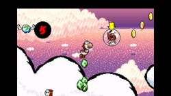 Screenshot for Super Mario World 2: Yoshi's Island - click to enlarge