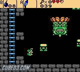 Screenshot for The Legend of Zelda: Oracle of Ages on Game Boy Color
